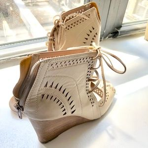 Restricted Shoes - Restricted Slow Motion Wedge Sandal